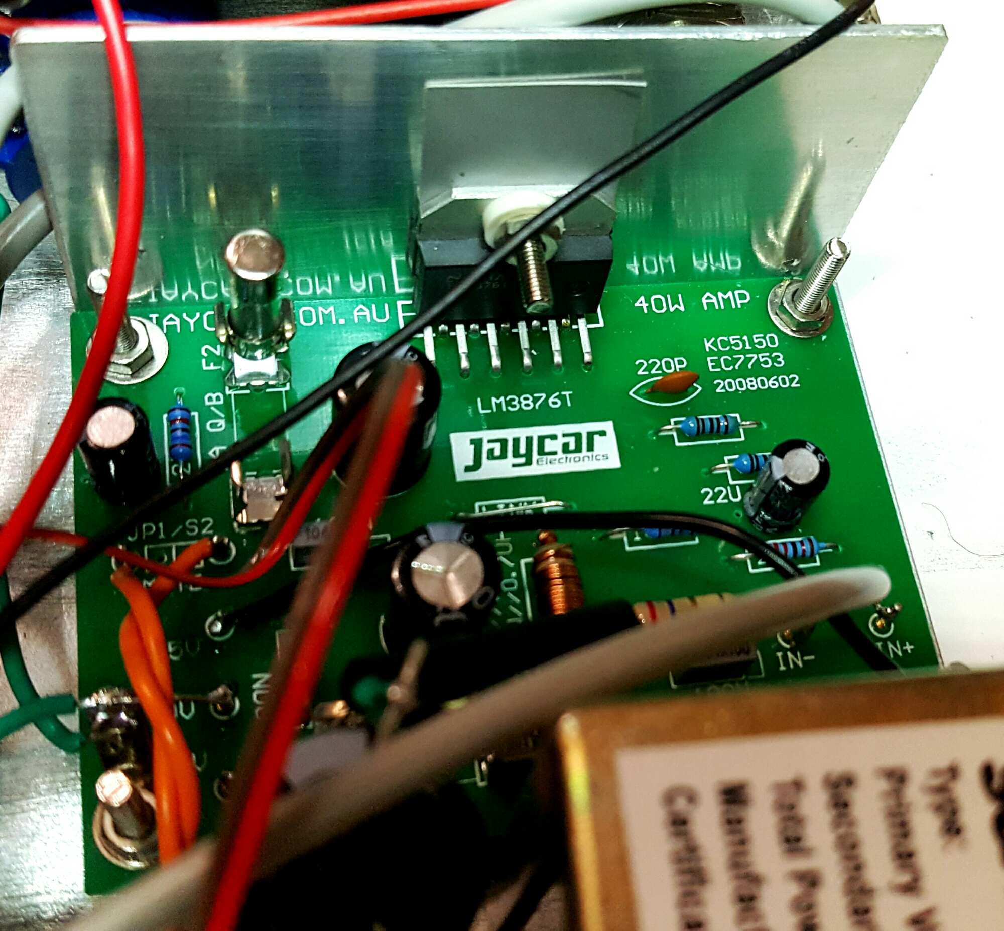 Homebrew 160 Meter Am Cw Transmitter Receiver Vk3hn How To Build Simple The Microphone Amplifier Is A 2n5485 And 741 Op Amp I Mean Replace Older With Quieter One Once Rig Debugged