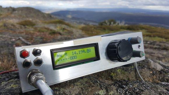 Summit Prowler IV' — Homebrew 160m to 17m QRP SSB/CW
